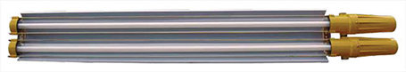 Светильник для линейных люминесцентных и светодиодных ламп серии ВЭЛАН51