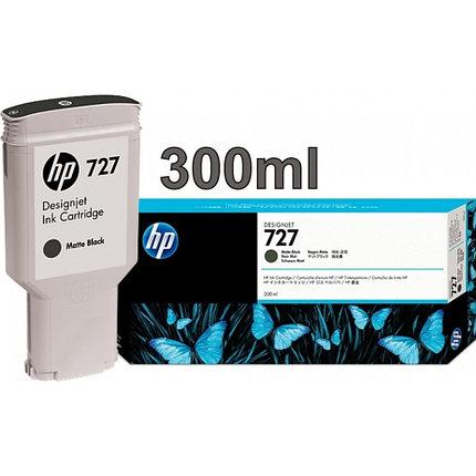 HP Картридж C1Q12A матовый черный №727, фото 2