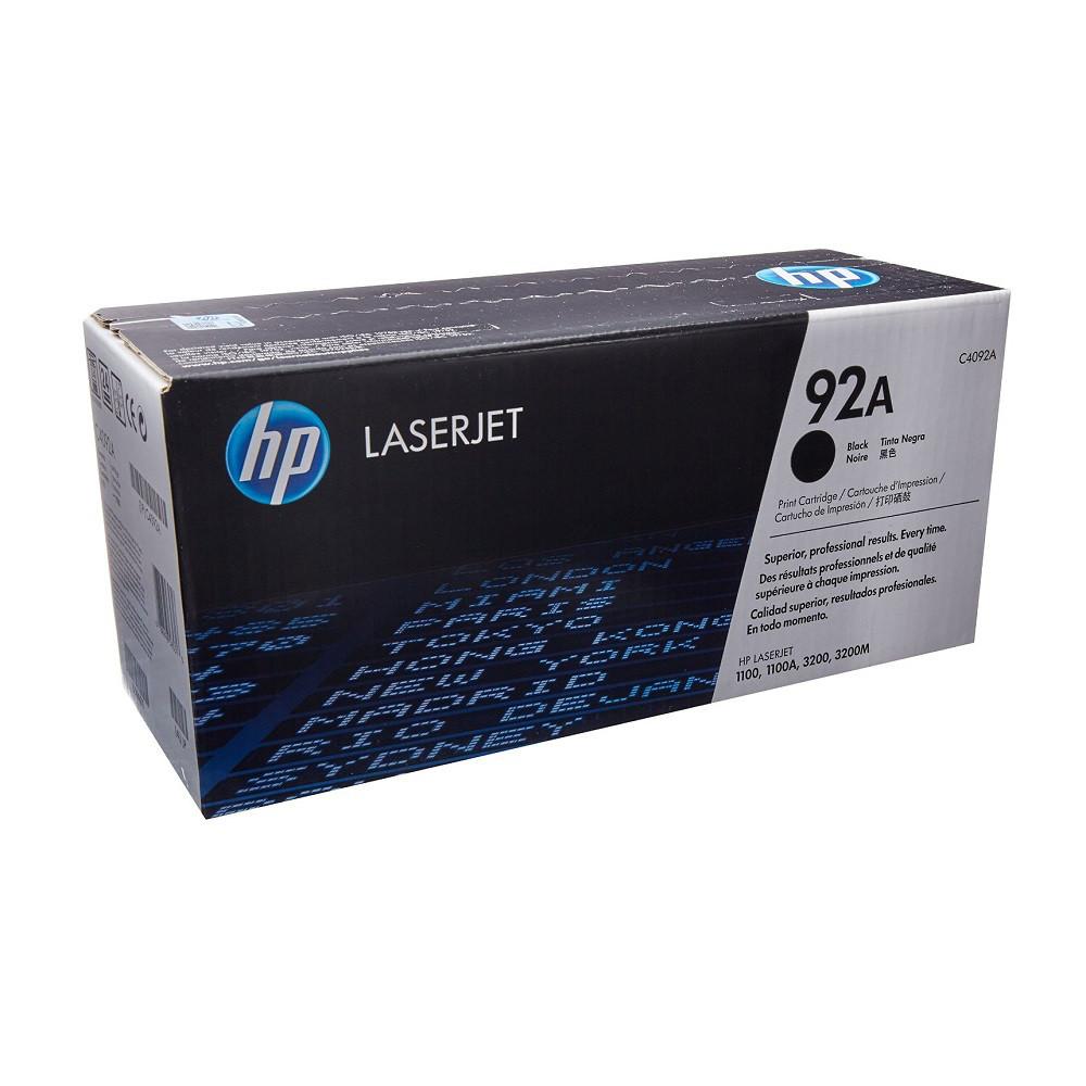 HP Картридж C4092A черный