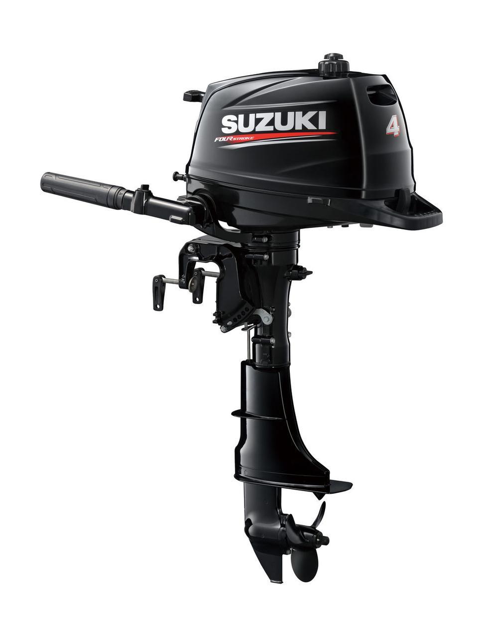 Лодочный мотор Suzuki DF 4 A