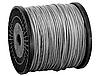 Стальной трос, оцинкованный, DIN 3055, в оплетке ПВХ, d= 4/5 мм, L=200 м, ЗУБР Профессионал 4-304120-04-05