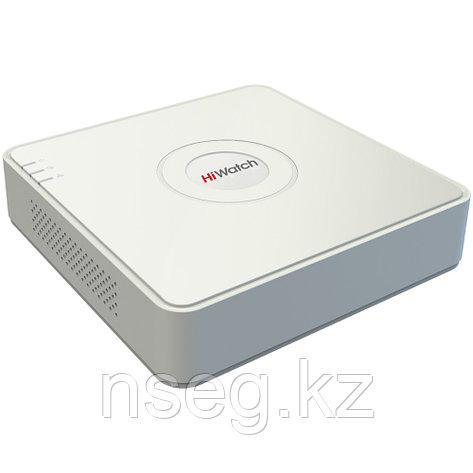 8-ми канальный IP-регистратор с 8 PoE. DS-N208P, фото 2