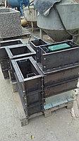 Формы стеклопластиковые для заборных, блоков