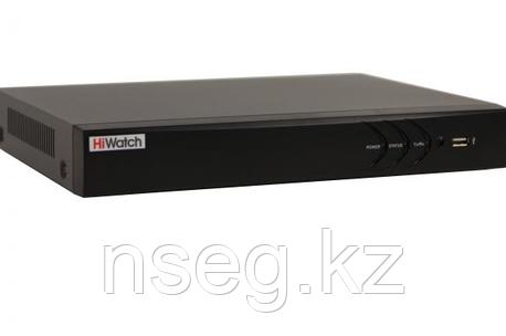 4-х канальный IP-регистратор с 4 PoE. DS-N304P, фото 2