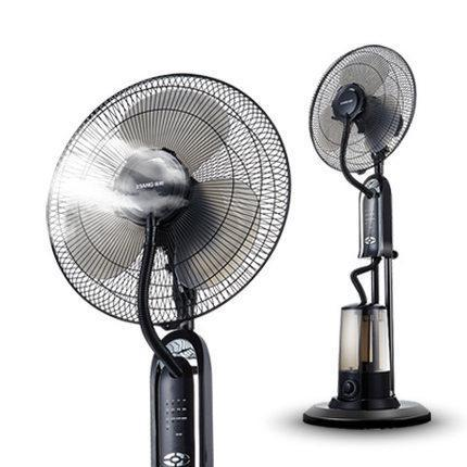 Вентилятор с водяным туманом, увлажнителем воздуха, фото 2
