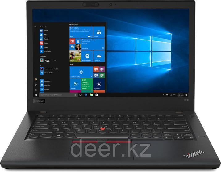 Ноутбук Lenovo ThinkPad T480  14.0'' FHD (1920x1080) IPS 20L50000RK