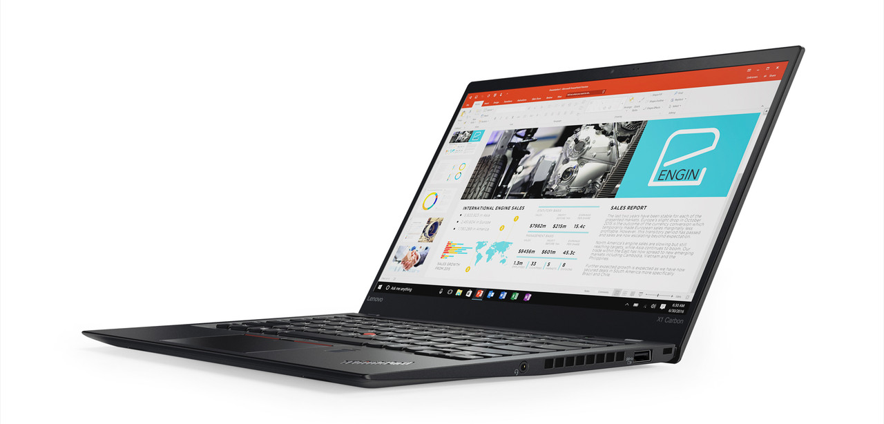 Ноутбук Lenovo ThinkPad X1 Carbon  14.0'' FHD (1920x1080) IPS 20HR002NRK