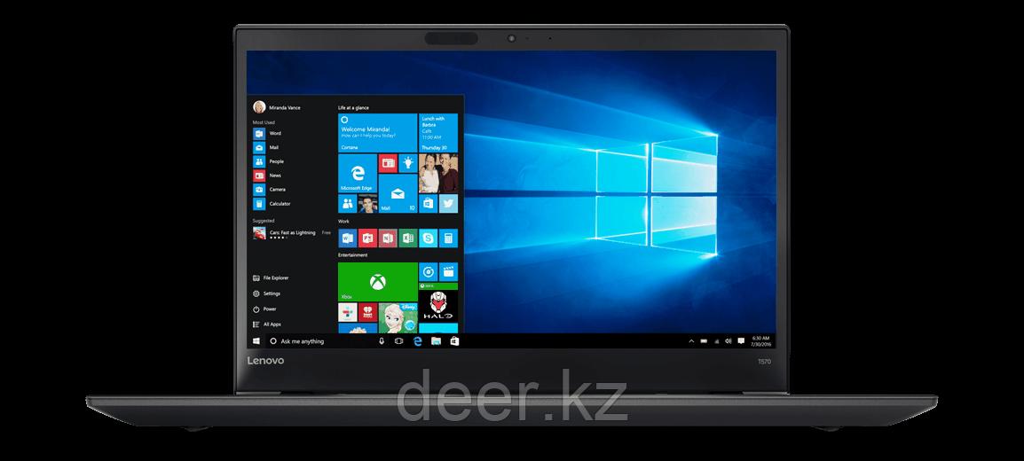 Ноутбук Lenovo ThinkPad T570  15.6'' FHD (1920x1080) nonGLARE 20HAS1VC00
