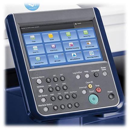 МФУ XEROX WorkCentre™ B/W 3655iX, фото 2