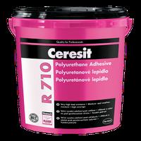 Двухкомпонентный полиуретановый клей Ceresit R 710, 10кг