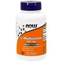 БАД L-метионин 500 мг (100 капсул)