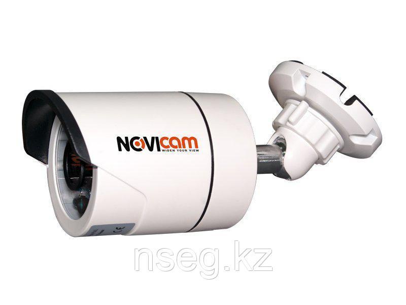 NOVICAM  AC13W 1 Мегапиксельная AHD видеокамера с ИК-подсветкой до 20м.