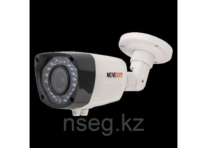 NOVICAM  AC29W 2.1 Мегапиксельная AHD видеокамера с ИК-подсветкой до 25м.