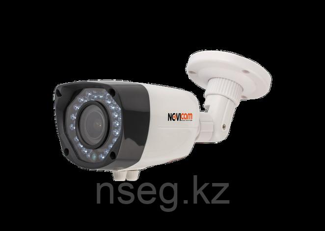 NOVICAM  AC29W 2.1 Мегапиксельная AHD видеокамера с ИК-подсветкой до 25м., фото 2