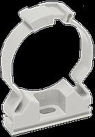 Хомутный держатель серый CFC16 IEK, фото 1