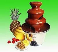Шоколадный фонтан - сладкое чудо дома!