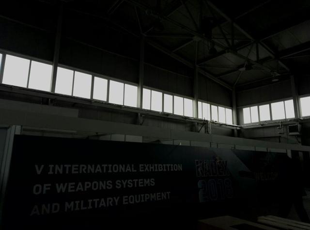 Выставка военного вооружения KADEX / 2018 21