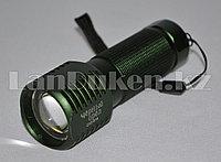 Фонарь ручной Черный Орел CYZ-B18 светодиодный Оливковый