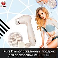 Прибор для ухода за кожей лица и тела  US Medica Pure Diamond , фото 1