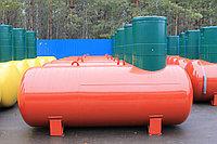 Резервуары подземного размещения отопительные,с высоким патрубком,кожух диаметр 1200 мм. ПОП- 4,6