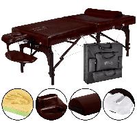 Портативный складной массажный стол Chicago Lux, фото 1