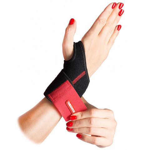 Бандаж на лучезапястный сустав с отверстием для большого пальца Yamaguchi Neoprene Wrist Support