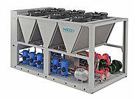 Моноблочные чиллеры с воздушным охлаждением конденсатора GBA 270-1100
