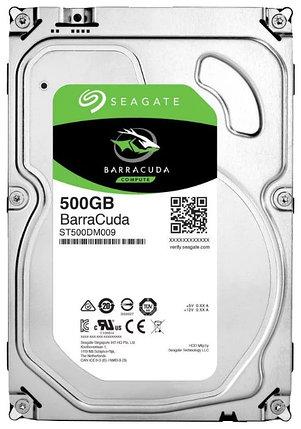 Seagate BarraCuda Жесткий диск HDD  500Gb ST500DM009  , фото 2