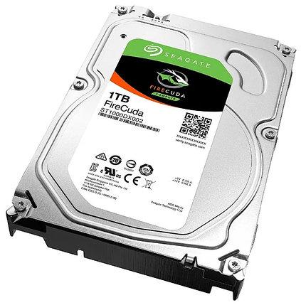 Seagate FireCuda Гибридный Жесткий диск SSHD 1Tb ST1000DX002, фото 2