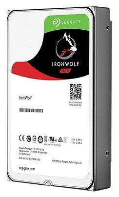 Seagate IronWolf Жесткий диск для NAS систем 2Tb ST2000VN004  , фото 2