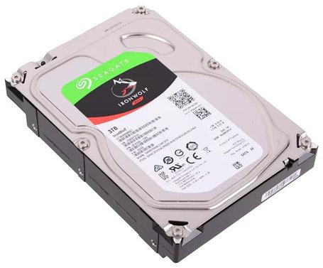 Seagate IronWolf Жесткий диск для NAS систем 3Tb ST3000VN007, фото 2