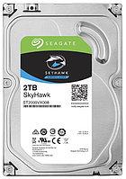 Seagate SkyHawk Жесткий диск для видеонаблюдения 2Tb ST2000VX008
