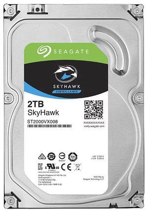 Seagate SkyHawk Жесткий диск для видеонаблюдения 2Tb ST2000VX008, фото 2
