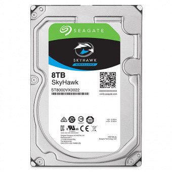 Seagate SkyHawk Жесткий диск для видеонаблюдения 8Tb ST8000VX0022, фото 2