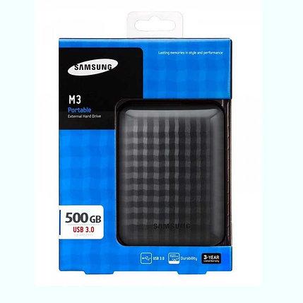 Seagate (Maxtor) Внешний HDD Жесткий диск 500Gb STSHX-M500TCBM, фото 2