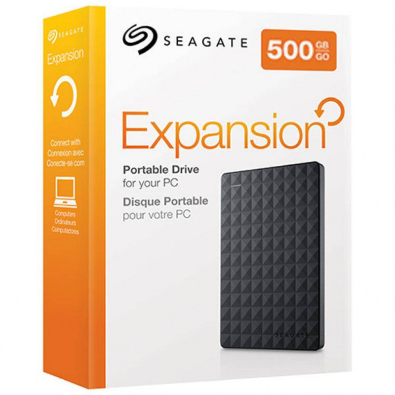 Seagate Внешний HDD 500Gb STEA500400