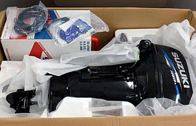 Лодочный мотор Suzuki DT 15 A, фото 3
