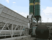 Мини стационарный бетонный завод SUMAB T-15, фото 1