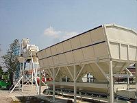 Стационарный бетонный завод SUMAB T-40. Эконом класса., фото 1