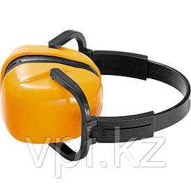 Наушники защитные, складные, пластмассовые дужки SPARTA