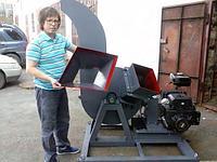 Щепорез-измельчитель, молотковая дробилка Д630, фото 1