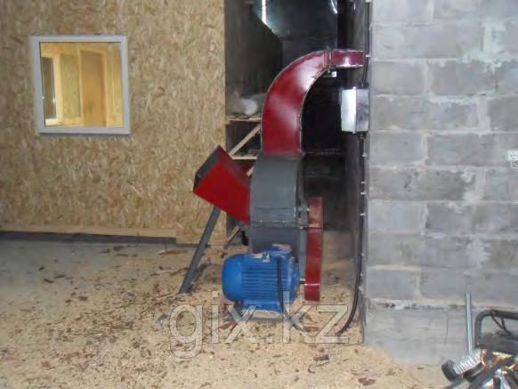 Щепорез-измельчитель с электродвигателем Д630