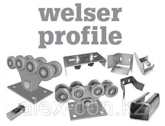 Консольные балки Welser Profile 70x60 до 400 кг (Германия) 6м, фото 2
