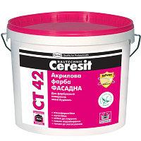 Ceresit CT 42 Акрил Фасад Акриловая краска 15 кг