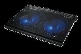 Подставка для ноутбука Trust Notebook Cooling Stand Azul черный