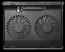 Подставка для ноутбука Trust Notebook Cooling Stand Azul черный, фото 3