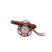 Часы настольные в виде пушки 45*19 см