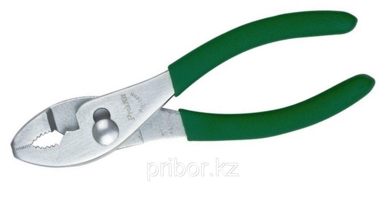 Pro`skit PN-086N Плоскогубцы переставные прямые
