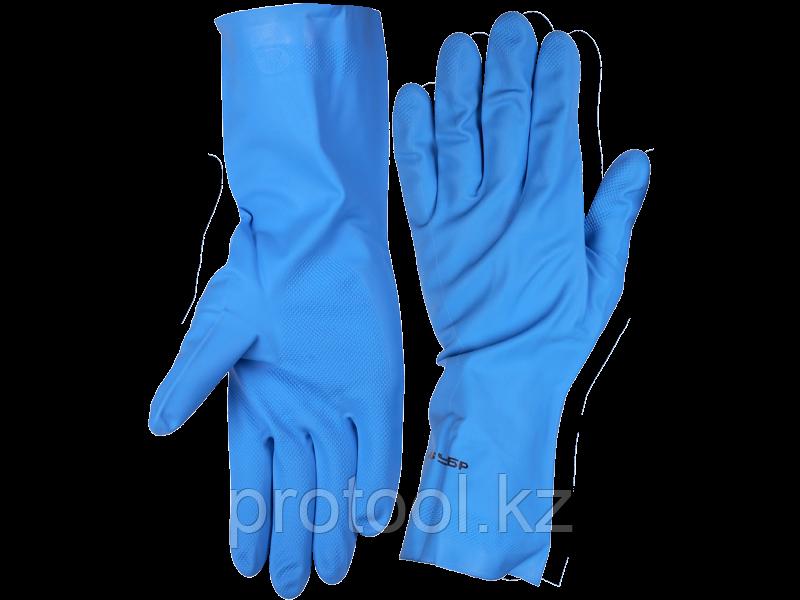Перчатки хозяйственные резиновые ЗУБР
