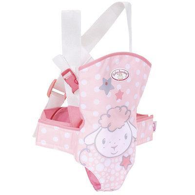 Baby Annabell Переноска рюкзак кенгуру для куклы Беби Анабель